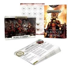 Warscroll Cards - Blades of Khorne