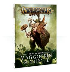 Chaos Battletome - Maggotkin of Nurgle