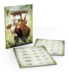 Warscroll Cards - Maggotkin of Nurgle