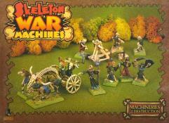 Skeleton War Machines