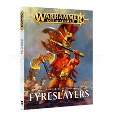 Battletome - Fyreslayers (2016 Eidtion)