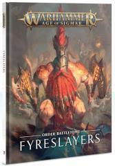 Battletome - Fyreslayers (2019 Edition)