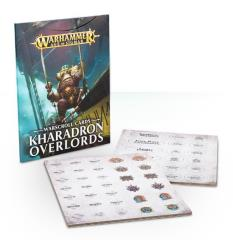Warscroll Cards - Kharagron Overlords (2017 Edition)
