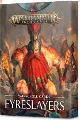 Warscroll Cards - Fyreslayers