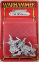 Dark Elf Crossbowmen (1997 Edition)