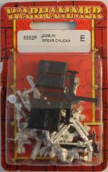 Goblin Spear Chukka (2000 Edition)