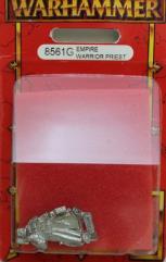 Warrior Priest (1997 Edition) (Variant 2)