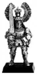 Knight Hero on Foot