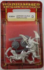 Saurus Temple Guard (2000 Edition)