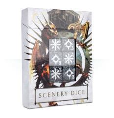 Scenery Dice (20)