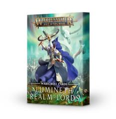 Warscroll Cards - Lumineth Realm Lords