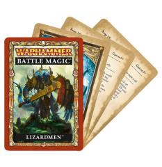 Battle Magic Cards - Lizardmen