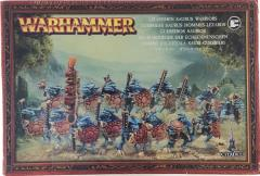 Saurus Warrior Regiment (2009 Edition)