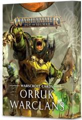 Warscroll Cards - Orruk Warclans