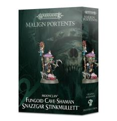 Moonclan - Fungoid Cave-Shaman, Snazzgar Stinkmullett