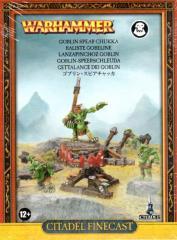 Goblin Spear Chukka (Finecast)