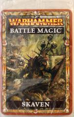 Battle Magic Cards - Skaven