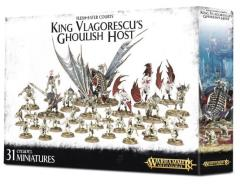 King Vlagorescu's Ghoulish Host