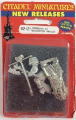 Librarian in Terminator Armor (1993 Edition)
