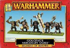 Golgfag's Mercenary Ogres