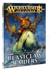 Destruction Battletome - Beastclaw Raiders