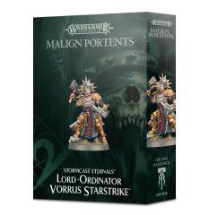 Stormcast Eternals - Lord-Ordinator Vorrus Starstrike