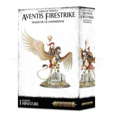 Aventis Firestrike - Magister of Hammerhal