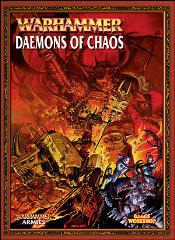 Warhammer Armies - Daemons of Chaos (2007 Edition)