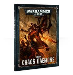 Codex Chaos Daemons (8th Edition)