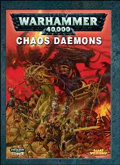 Codex Chaos Daemons (4th Edition)
