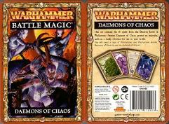 Battle Magic Cards - Daemons of Chaos (2010 Edition)