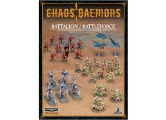 Chaos Daemons Battalion/Battleforce (2012 Edition)