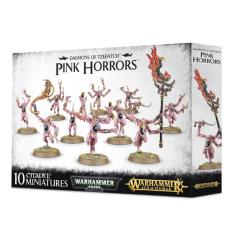 Pink Horrors of Tzeentch (2016 Edition)
