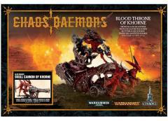 Blood Throne of Khorne/Skull Cannon of Khorne