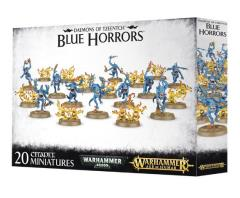 Blue Horrors of Tzeentch (2016 Edition)