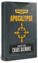 Apocalypse Datasheets - Chaos Daemons