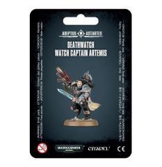 Deathwatch Watch Captain Artemis