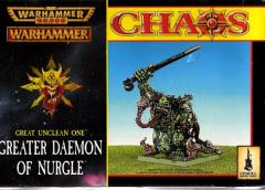Great Unclean One - Greater Daemon of Nurgle (1997 Edition)