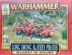 Long Drong Slayer's Pirates