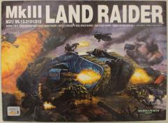 Land Raider MkIII