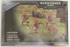Tyranid Warriors (2000 Edition)
