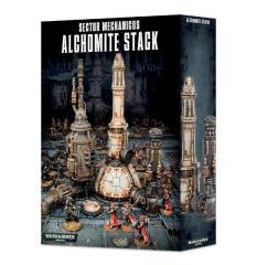 Alchomite Stack