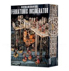 Sector Mechanicus - Ferratonic Incinerator