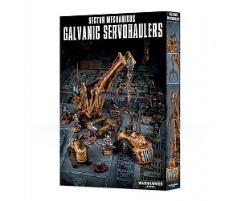 Sector Mechanicus - Galvonic Servohaulers