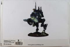 Armageddon Steel Legion Sentinel (1999 Edition)