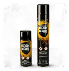 Chaos Black Spray XL