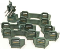 Aegis Defense Line Collection #3