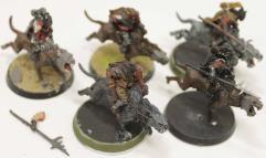 Warg Riders #5