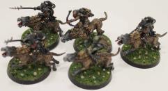 Warg Riders #6