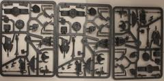 Apocalypse Command Vehicle Upgrade Sprues